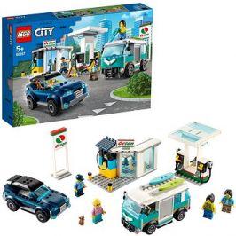 LEGO City Nitro Wheels 60257 Benzínová stanice