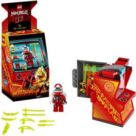 LEGO Ninjago 71714 Kaiův avatar - arkádový automat