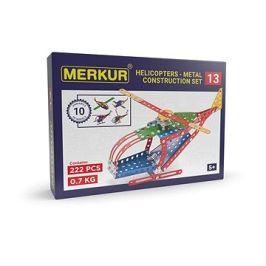 Merkur vrtulník nebo letadlo 013