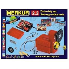 Merkur elektromotorek a převody 2.2