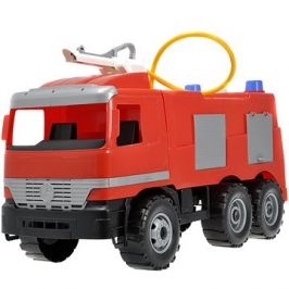 Lena Mercedes požární auto v krabici