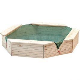 Woody Dřevěné pískoviště