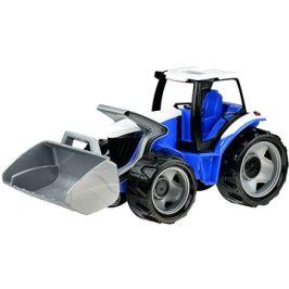 Lena Traktor se lžící modro-šedý
