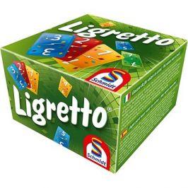 Ligretto - zelené