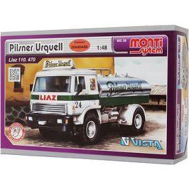 Monti system 36 - Pilsner Urquell Liaz měřítko 1:48