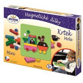 Detoa Krteček - Magnetické puzzle