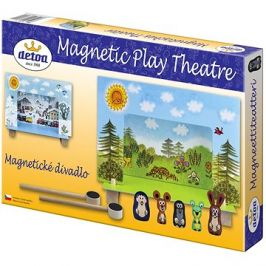 Detoa Krteček - Magnetické divadlo