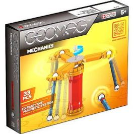 Geomag - Mechanics 33 dílků