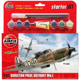 Starter Set letadlo A55213 - Starter Set Boulton Paul Defiant - nová forma