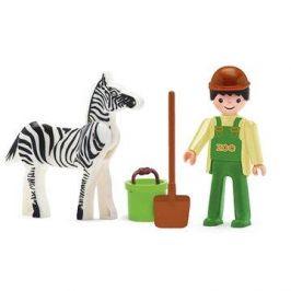 Igráček - Ošetřovatel a zebra