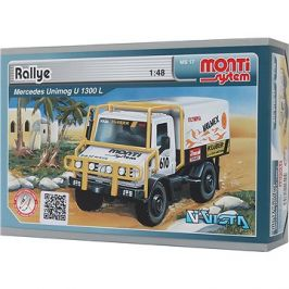 Monti system 17 Rally Merced 1:48