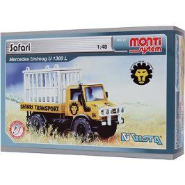 Monti system 51 - Safari-Mercedes Unimog