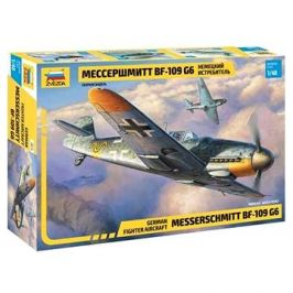 Model Kit letadlo 4816 - Messerschmitt Bf-109 G6