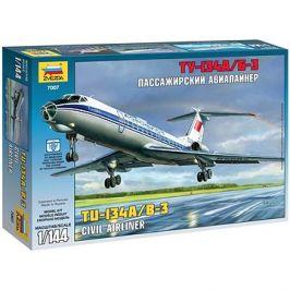 Model Kit letadlo 7007 - Tupolev Tu-134B