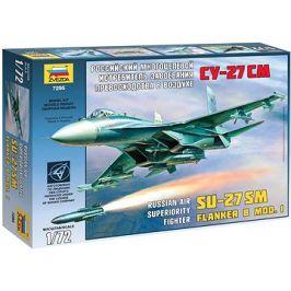 Model Kit letadlo 7295 - SU-27SM