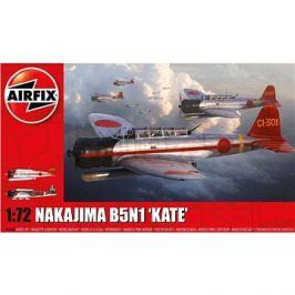 Classic Kit letadlo A04060 - Nakajima B5N1