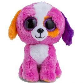 Beanie Boos Precious - Pink Dog 24 cm