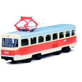 Rappa Kovová tramvaj