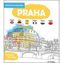 Antistresové omalovánky Praha