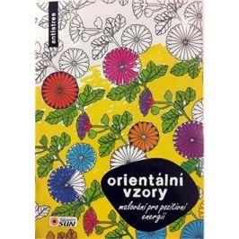 Orientální vzory: Malování pro pozitivní enegii