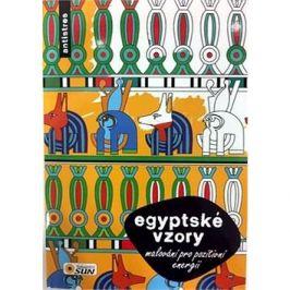 Egyptské vzory: Malování pro pozitivní enegii
