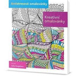 Kreativní omalovánky: Antistresové omalovánky