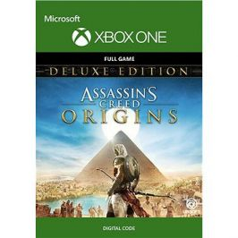 Assassin's Creed Origins: Deluxe Edition - Xbox Digital