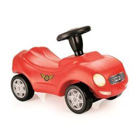 Dolu Závodní auto červené