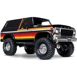 Traxxas TRX-4 Ford Bronco 1:10 TQi RTR oranžový