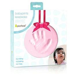 Pearhead Otisk ručičky růžový