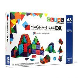 Magna-Tiles 48 průhledná