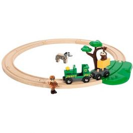 Brio World 33720 Safari železnice, sada