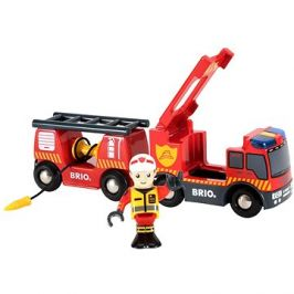 Brio World 33811 Záchranný hasičský vůz