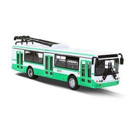 Rappa Kovový Trolejbus zelený