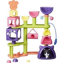 Littlest Pet Shop Kočičí domeček se zvířátkem