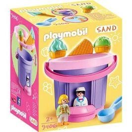 Playmobil 9406 Sada na písek Zmrzlinářství