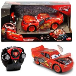 Dickie RC Cars 3 Blesk McQueen Crazy Crash