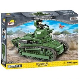 Cobi 2973 Great War Tank Renault FT-17