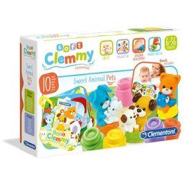 Clementoni Clemmy baby Domácí zvířata