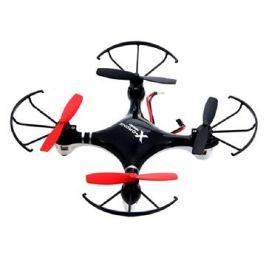 X-drone nano dron černý