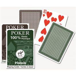 Poker - 100% Plastic