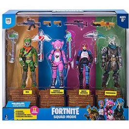 Fortnite - set 4 postaviček squad mode