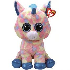 Beanie Boos Blitz - blue unicorn 42 cm