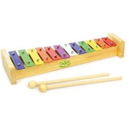 Vilac Kovový xylofon 33x5x11,5 cm