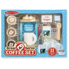 Melissa-Doug Set na příravu kávy
