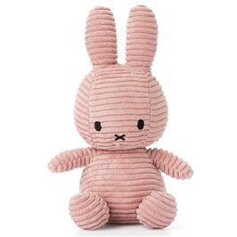 Miffy Corduroy dark pink 24 cm