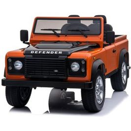 Land Rover Defender, oranžové