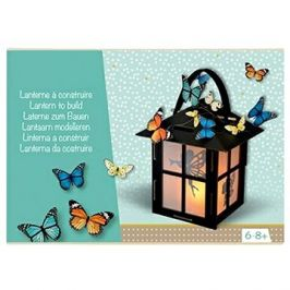 Avenue Mandarine Lucerna s motýlky