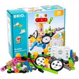 Brio 34592 Stavebnice Brio Builder s nahráváním zvuku