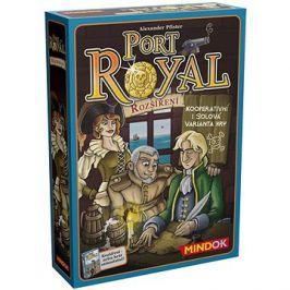 Port Royal: 1. rozšíření - Kontrakt